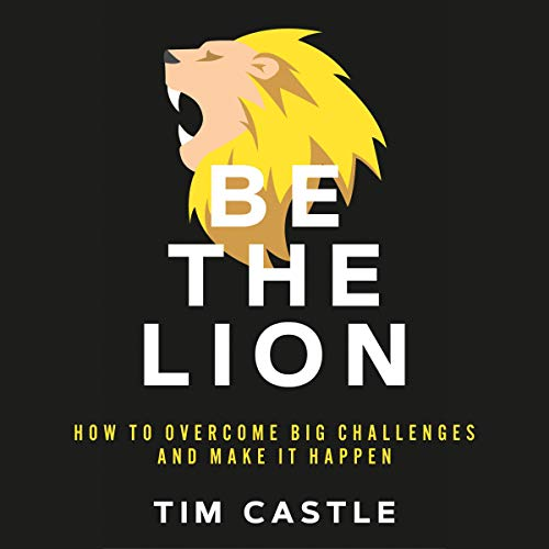 Be the Lion audiobook cover art