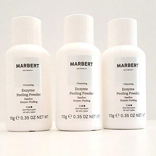 MARBERT Enzyme Peeling Powder 3 x 10 g, 3 Stück 30 g