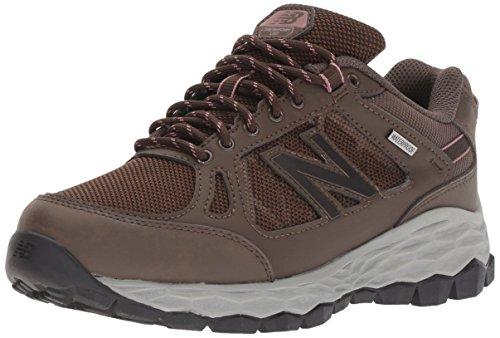 New Balance Women's Fresh Foam 1350 V1 Walking Shoe, Chocolate Brown/Team Away Grey, 9 XW US