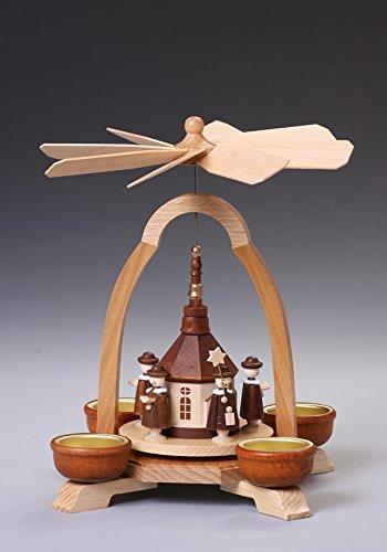 Pugmiia W Teelichtpyramide Bild