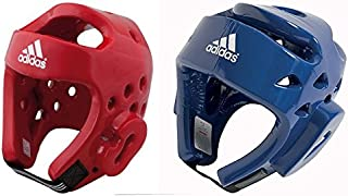 Adidas WTF Approved Head Guard Ii Blue - XSmall WTF Approved Head Guard Ii Blue - XSmall, X/Small