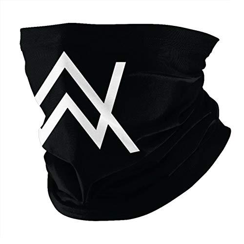 Kagicolin Alan-Walker Face Coverings For Men & Women Washable Bandana Face Mask And Neck Cover Elastic Outdoor Face Cover Headband Scarf Neck Gaite