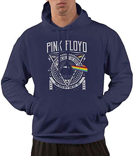 Sudaderas con capucha para hombre, diseño de artes, color rosa