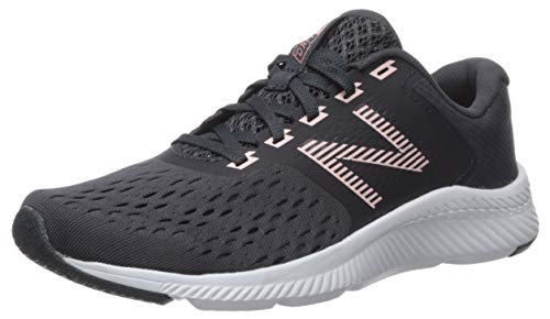 New Balance Draft Running Shoes, Zapatillas Mujer, Negro (Orca), 40 EU