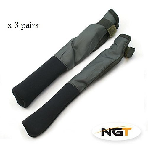 Tip Butt Protector For Made Up Rods x 3 pairs carpcoarse fishing