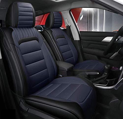 Cubiertas del asiento de coche cubiertas del asiento for los coches de cuatro estaciones delantero universal / Asiento trasero transpirable cubierta del cojín del amortiguador de cuero de la PU / Airb