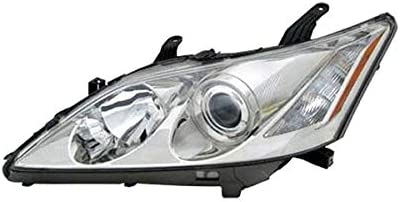 Pacific Best P69848 - Miami Mall Driver Industry No. 1 Side Headlight Lens and Replacement