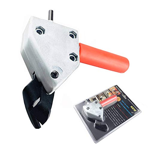 Great Deal! JJDD Turbo Shear TurboShear Sheet Metal Cutter Sheet Metal Cutter Tool Cutting Tool A/C ...