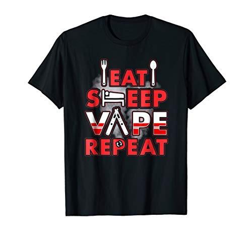 Vaping - Eat, Sleep, Vape, Repeat