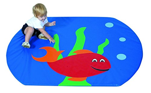 Best Price Children's Factory Fish Bowl Activity Mat