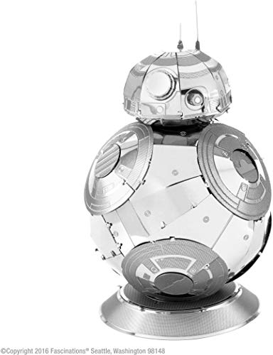 Metal Earth Star Wars EP 7 BB8 Modellbau