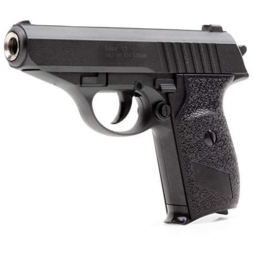 Germanseller Pistole Voll Metall Softair Plastic Erbsenpistole G3 Replika Walther PS +1000BB