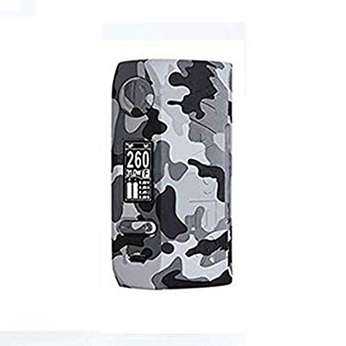 Electronic Cigarette Vapor Storm Puma 200W TC MOD Graffiti Box Big Power Vape, No e Liquid, No Nicotine (Grigio)