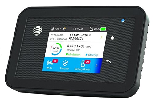Netgear Unite Explore 4G LTE Rugged Mobile WiFi Hotspot GSM Unlocked