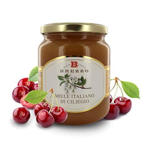 Brezzo Italienischer Honig von Kirsch, 500 g