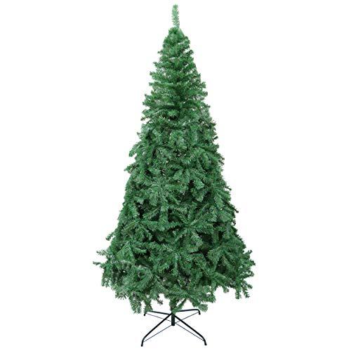 SUPER DEAL 7.5FT Artificial Christmas Tree - Premium Xmas...