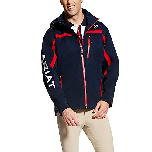 Ariat Team II Mens Jacket Medium Navy