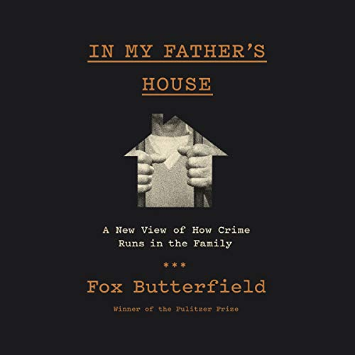 In My Father's House audiobook cover art