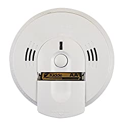 Kidde KN-COSM-BA Battery-Operated Combination Carbon Monoxide and Smoke Talking Alarm