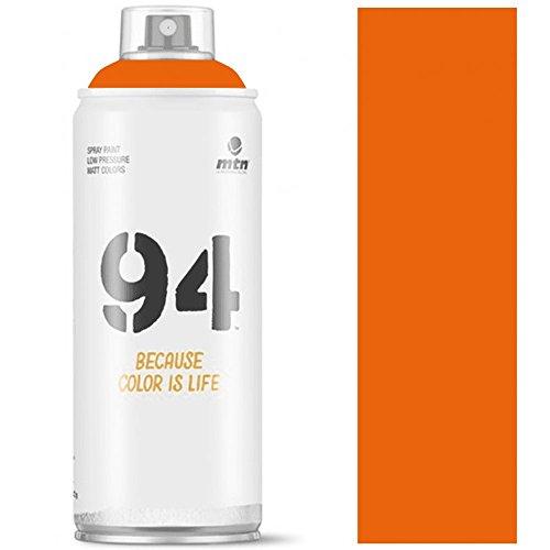 Pintura en spray MTN 94 RV-2004 Naranja 400ml
