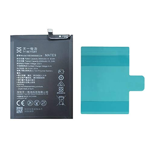 [TY BETTERY] Bateria Compatible con HB396689ECW Huawei Mate 9 /Y7 Y9 2019