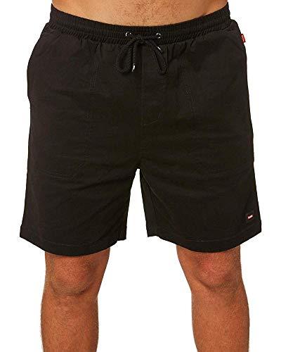 Globe Sub Title Walkshort Short Homme, Noir, 36
