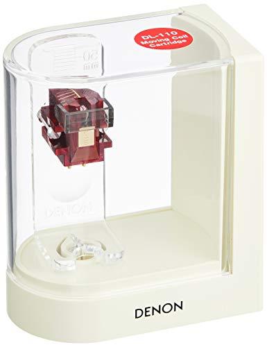 Denon DL-110 High Output Moving Coil Cartridge [Electronics]