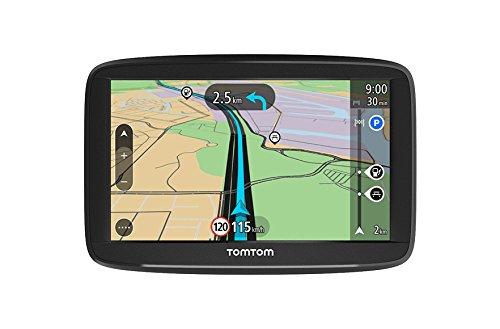 """TomTom Start 52 EU 45 Portátil/Fijo 5"""" Pantalla táctil 235g Negro navegador - Navegador GPS (Interno, Toda Europa, 2D/3D, 12,7 cm (5""""), 480 x 272 Pixeles, 109 PPP)"""