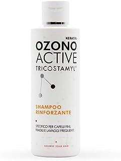 Ylatì Ozono Active - Shampoo con cheratina anti-caduta, rinforzante e volumizzante - 150 ml
