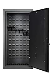 ULTRALIGHT GUN SAFE – Don't let a traditional gun safe slow you down. The Agile 40 is strong and durable, yet lightweight so you can relocate around the house, or when you move. KEY OVERRIDE - A keypad control panel with the addition of a hidden key ...