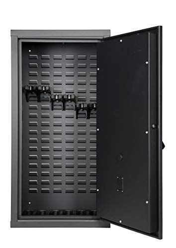 Secure It Gun Storage Agile Ultralight Gun Safe: Model 40 - Holds 6 Rifles and uses CradleGrid Tech,...