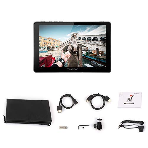 Docooler Desview R7 DSLR Monitor 7 pollici Touchscreen 4K HDMI...