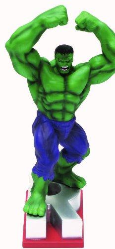 Marvel The Hulk Resin Figurine Paperweight Set