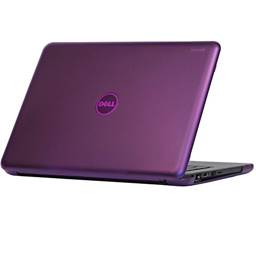 mCover Hard Shell Case for 2019 13.3' Dell Latitude 13 3300 Education Series Laptop Computers Released After Feb. 2019 (Purple)