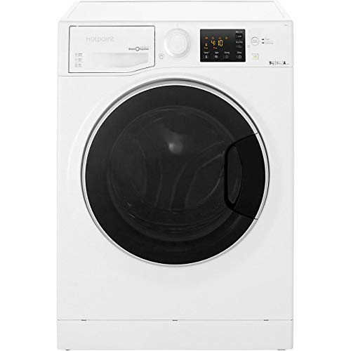 Hotpoint Ultima S-Line RG964JD 9Kg / 6Kg Washer Dryer with 1400 rpm - White