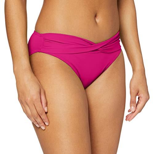 s.Oliver Damen Umschlaghose JPF-30 Bikinihose, Rosa (Rosa 776), 42