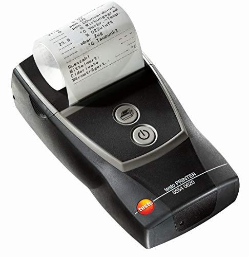 Testo 0554 0620 Drucker, Bluetooth/IRDA
