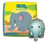 Edu, o Elefante: Tá na Hora do Banho