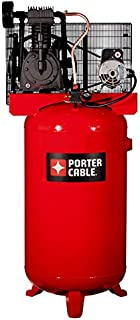 Porter Cable PXCMV5048055 5 HP Two Stage Air Compressor, 80 gallon