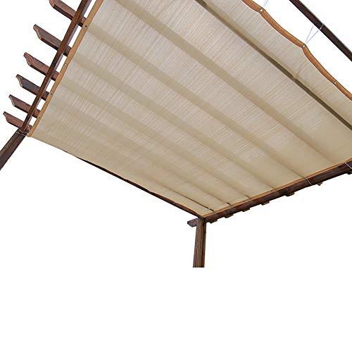 Tela de sombra 90% UV con Ojales, Malla De Malla De Protección Solar para Patio, Césped, Agrícola, Invernadero De Vegetales (Tamaño : 2X3m)
