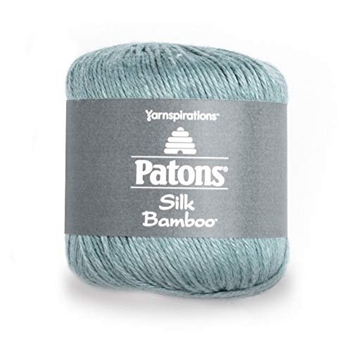 Patons Silk Bamboo Yarn, 2.2 oz, Sea
