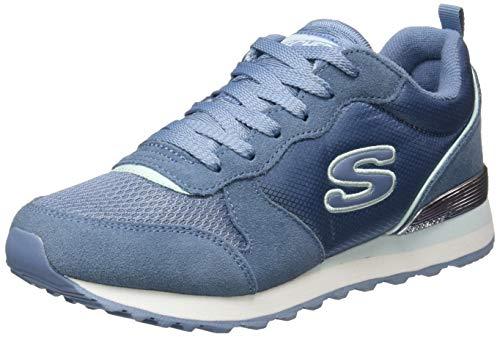 Skechers OG 85 Step N Fly, Zapatillas Mujer, Slt, 38 EU