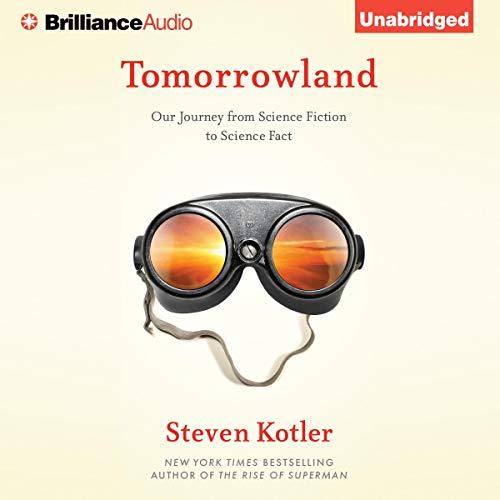 Tomorrowland audiobook cover art