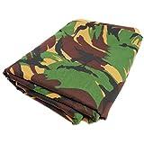 TODA Camouflage Stoff Tarndruck Flecktarn Militär NATO |