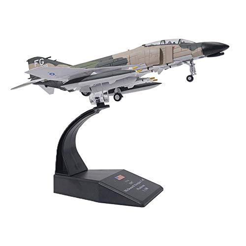 GLXLSBZ Modelo de avión, Modelo de Caza Fantasma F-4C de EE. UU. A Escala 1/100, coleccionables y Decoraciones para Adultos