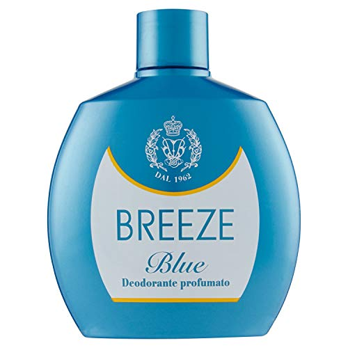 Blue - Desodorante Squeeze sin gas 100 ml
