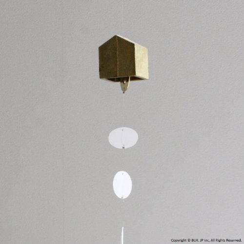 Nousaku Wind Bell Carillon Ohuchi Home Japonais Furine Faite à la Main Artefact Japon Craft Art Work (Jetant Surface)