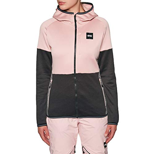 PICTURE Miki Fleece 2020 roze, L