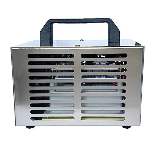 CNRRT 24 g/h 10 g/h purificador de Aire generador de O3 ozono desodorización de Filtro de Aire, con un Interruptor de Tiempo (Color : 5G)
