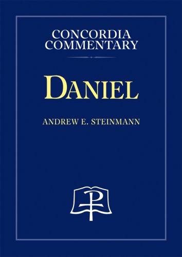 Daniel (Concordia Commentary)